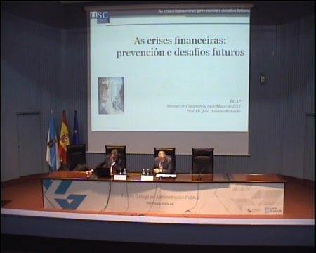 As crises financeiras: prevención e desafíos futuros